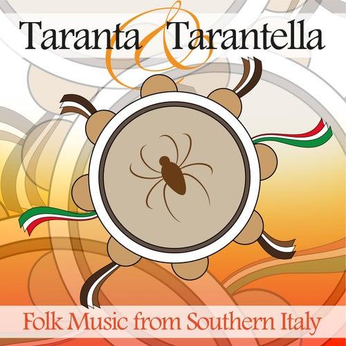 Taranta & Tarantella (Folk Music from Southern Italy) de Various Artists