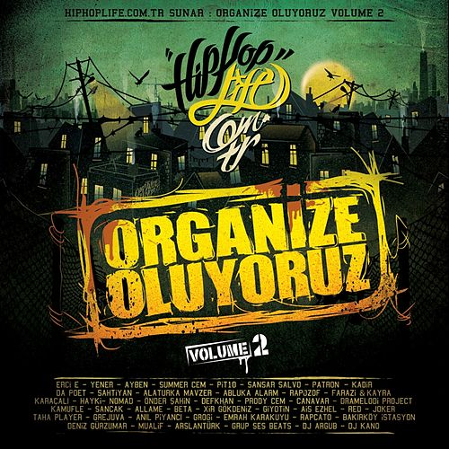 Organize Oluyoruz, Vol. 2 von Various Artists