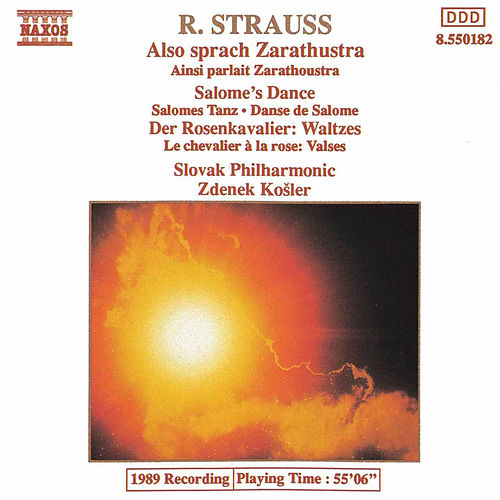 Also sprach Zarathustra von Richard Strauss