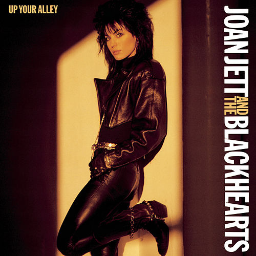 Up Your Alley de Joan Jett & The Blackhearts