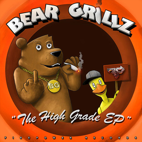The High Grade by Bear Grillz