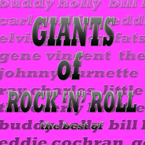 Giants of Rock 'N' Roll by Various Artists