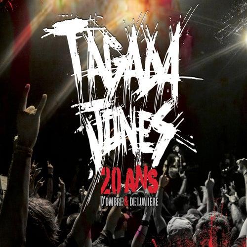 20 ans d'ombre & de lumière (Live 2013) by Tagada Jones