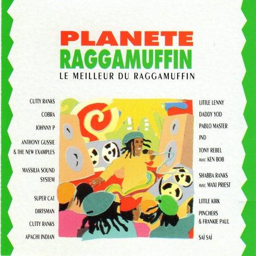 Planete Raggamuffin (Le Meilleur de la Musique Raggamuffin) by Various Artists