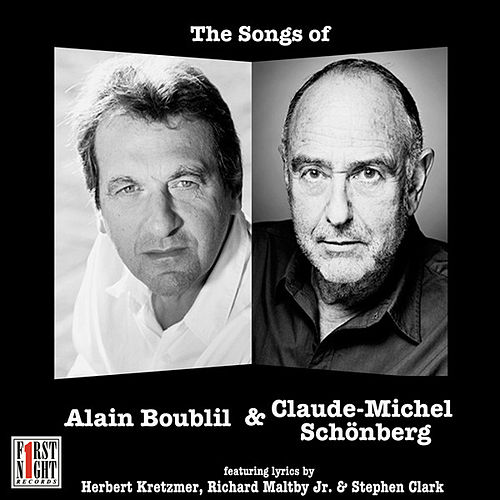 The Songs of Alain Boublil & Claude-Michel Schönberg de Various Artists
