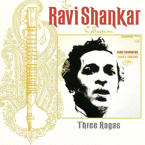 Three Ragas de Ravi Shankar