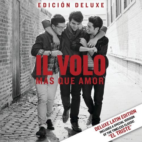 Más Que Amor (Edición Deluxe) by Il Volo