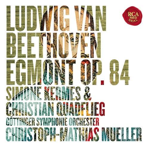Beethoven: Egmont, Op. 84 & Ah perfido!, Op. 65 by Simone Kermes