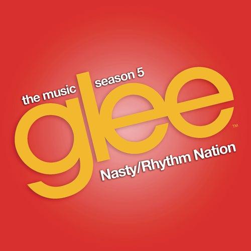 Nasty / Rhythm Nation (Glee Cast Version) de Glee Cast