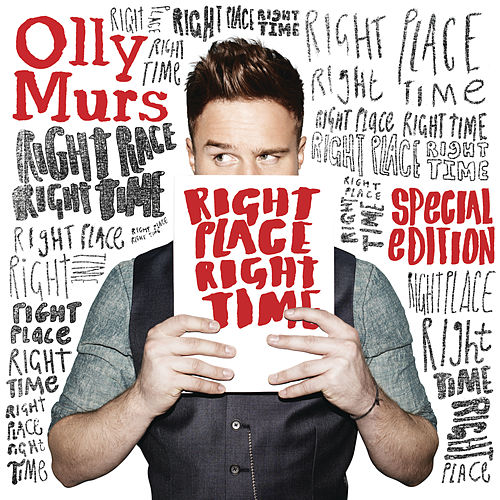 Right Place Right Time (Special Edition) de Olly Murs
