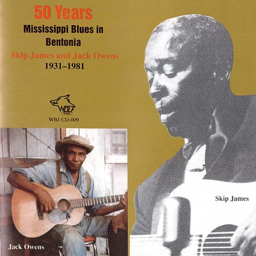 50 Years of Mississippi Blues de Skip James
