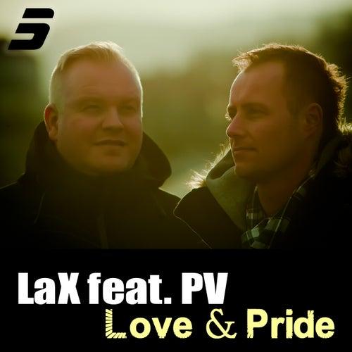 Love & Pride de LAX (Rap)