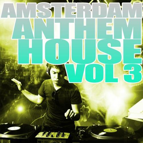 Amsterdam Anthem House, Vol. 3 de Various Artists