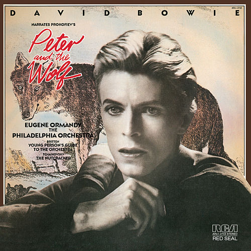 David Bowie narrates Prokofiev's Peter and the Wolf & The Young Person's Guide to the Orchestra by David Bowie