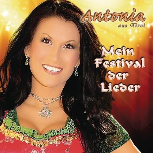 Mein Festival der Lieder von Antonia Aus Tirol