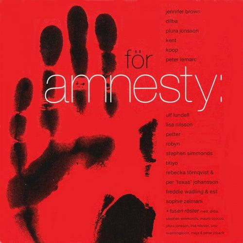 För Amnesty von Various Artists
