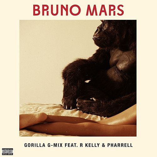 Gorilla (feat. R. Kelly And Pharrell) (G-Mix) de Bruno Mars