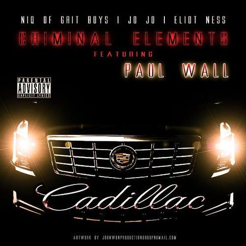 Cadillac (feat. Paul Wall) de Eliot