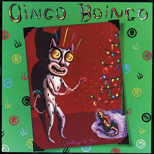 Nothing To Fear de Oingo Boingo