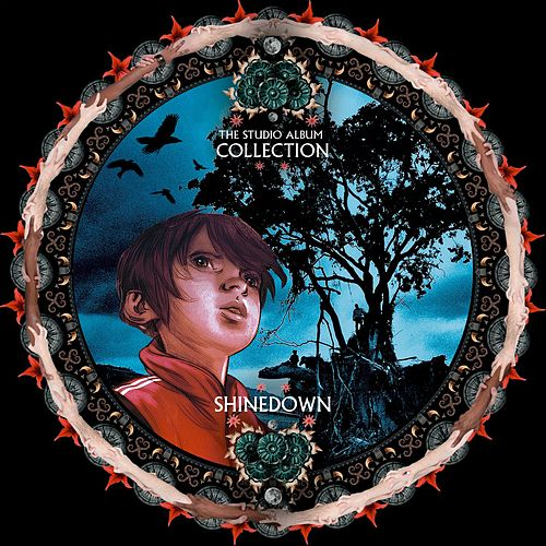 The Studio Album Collection von Shinedown