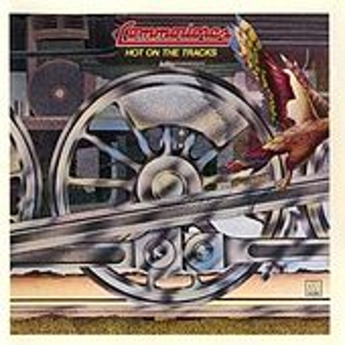 Hot On The Tracks de The Commodores