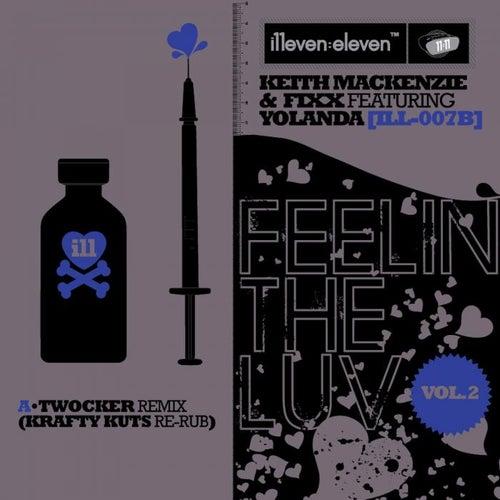 Feelin' The Luv, Vol. 2 (feat. Yolanda) by Keith MacKenzie