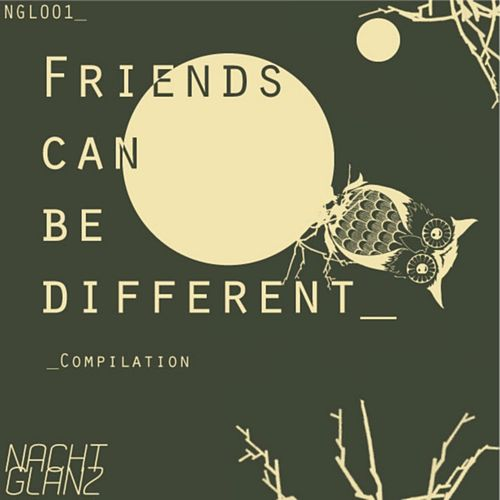 Friends Can Be Different by Various Artists