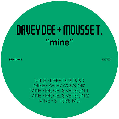 Mine by Mousse T.