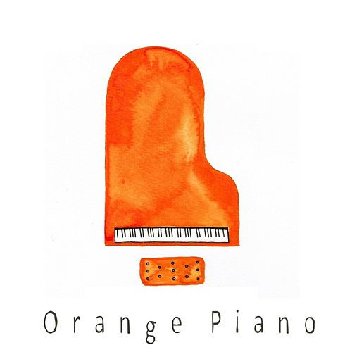Orange Piano von Reid Moriarty