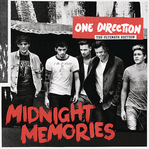 Midnight Memories (Deluxe) de One Direction