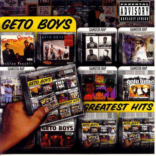 Greatest Hits de Geto Boys