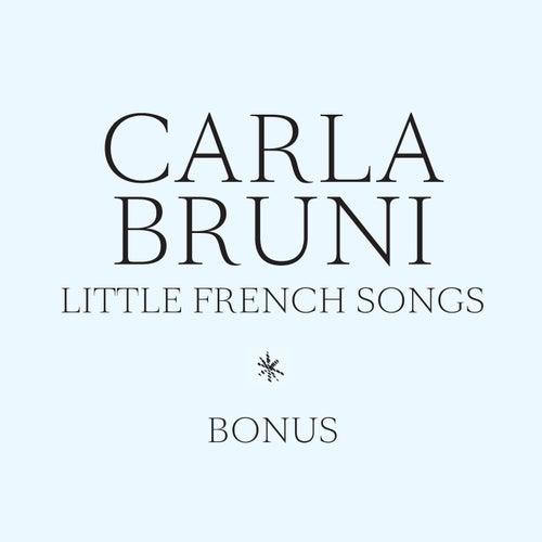 Little French Songs - Bonus de Carla Bruni