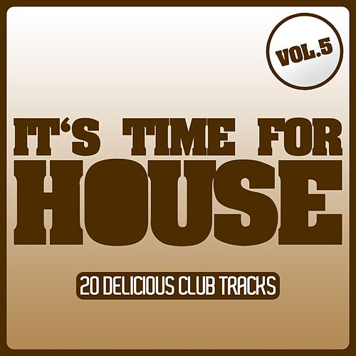 It's Time for House, Vol. 5 (20 Delicious House Tracks) von Various Artists