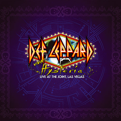 Viva! Hysteria (Original Soundtrack) by Def Leppard