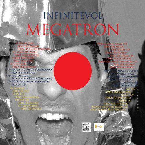 Megatron de Infinit Evol