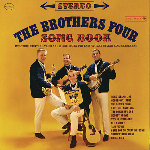 Song Book by The Brothers Four