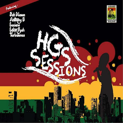 H.G.S. Sessions by Various Artists