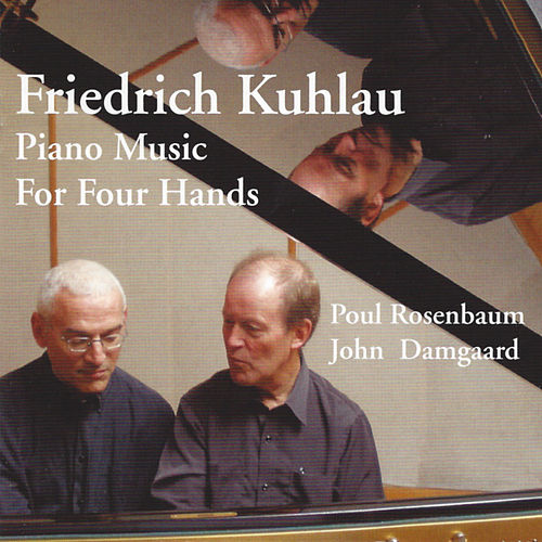 Piano Music For Four Hand de John Damgaard