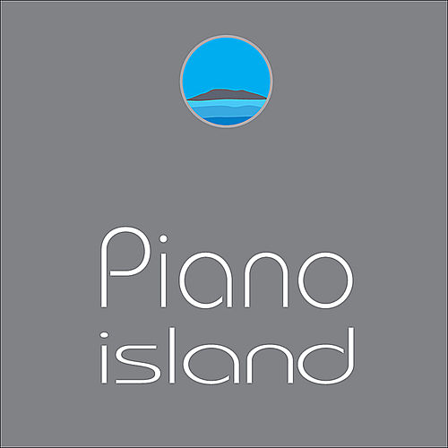 Piano Island by Hjortur