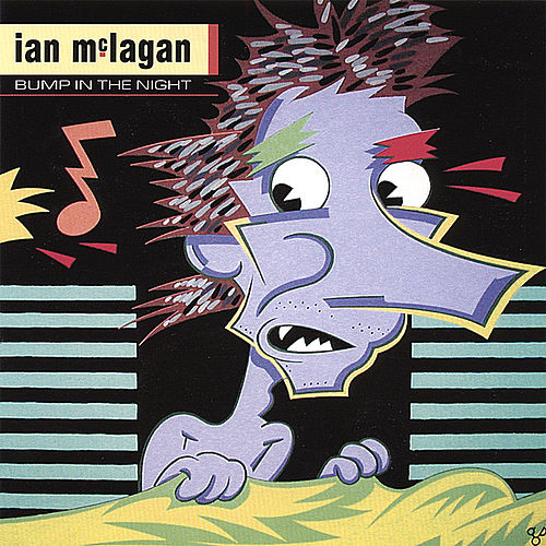 Bump In The Night von Ian McLagan