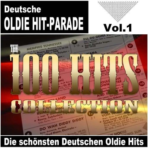 Deutsche Oldie Hit-Parade - Die schönsten Deutschen Oldie Hits (The 100 hits collection, vol.1) de Various Artists