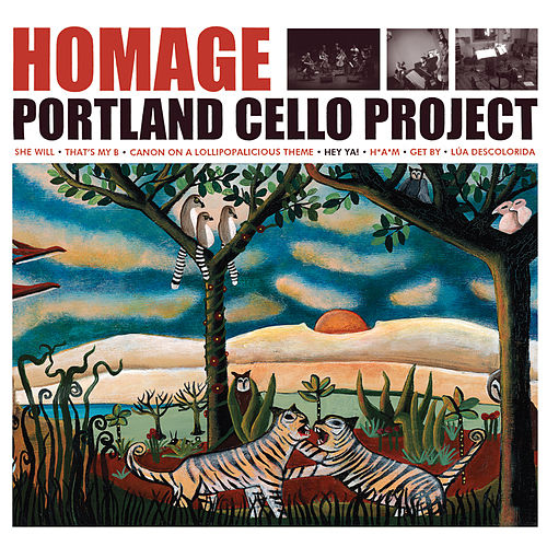 Homage de Portland Cello Project