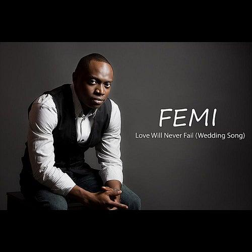 Love Will Never Fail (Wedding Song) by Femi
