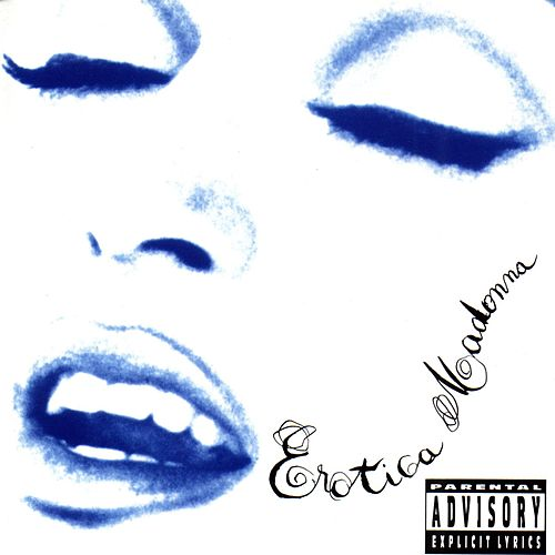 Erotica von Madonna
