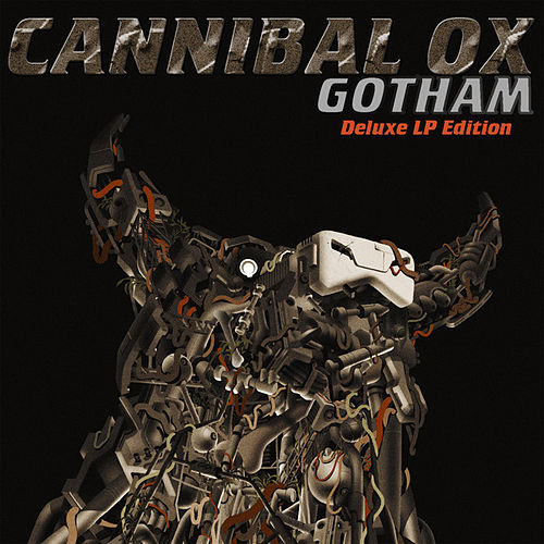 Gotham (Deluxe LP Edition) von Cannibal Ox