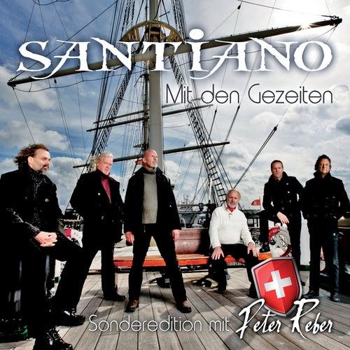 Mit den Gezeiten (CH Sonderedition) von Santiano