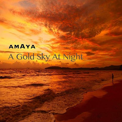 A Gold Sky at Night de Los Amaya
