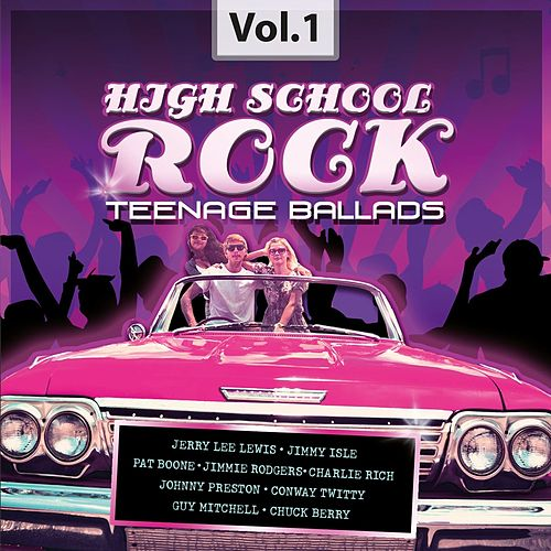 High School Rock & Roll, Vol. 1 by Various Artists