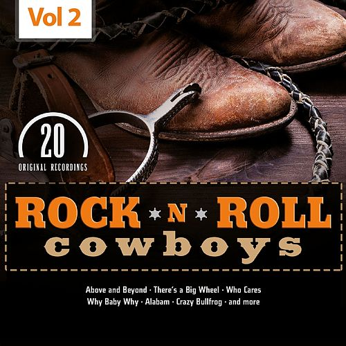 Rock 'n' Roll Cowboys, Vol. 2 von Various Artists