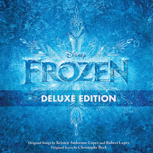 Frozen (Original Motion Picture Soundtrack / Deluxe Edition) by Various Artists